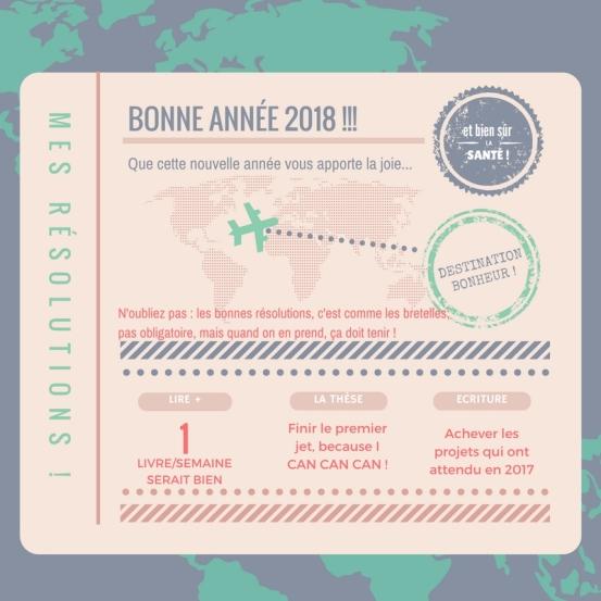 ticket pour 2018